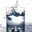 Foto de Stock  : Cool water