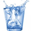 Ice water — Stock Photo #3442686
