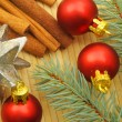 Christmas decoration — Stock Photo #3446762