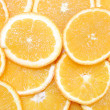 Orange fruit background - Foto de Stock