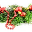 Advent decoration — Stock Photo