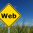 Stock Photo: Web