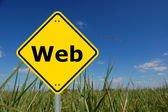 Web — Stock Photo