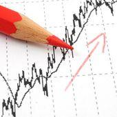 Financial success — Stock Photo