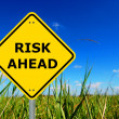 Risk management - Foto de Stock