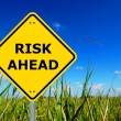 Stock Photo: Risk management