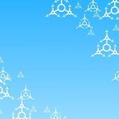 Fondo de pantalla de Navidad o de invierno — Foto de Stock