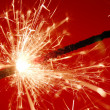 Abstract sparkler background - Stok fotoraf