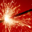 Abstract sparkler background - Stockfoto