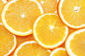 Fundo de fruta laranja — Fotografia Stock