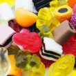 Stock Photo: Candy background