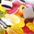 Sweets texture — Stock Photo