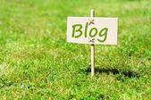 Blog — Stock Photo
