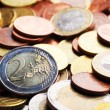 Euro money coins - 