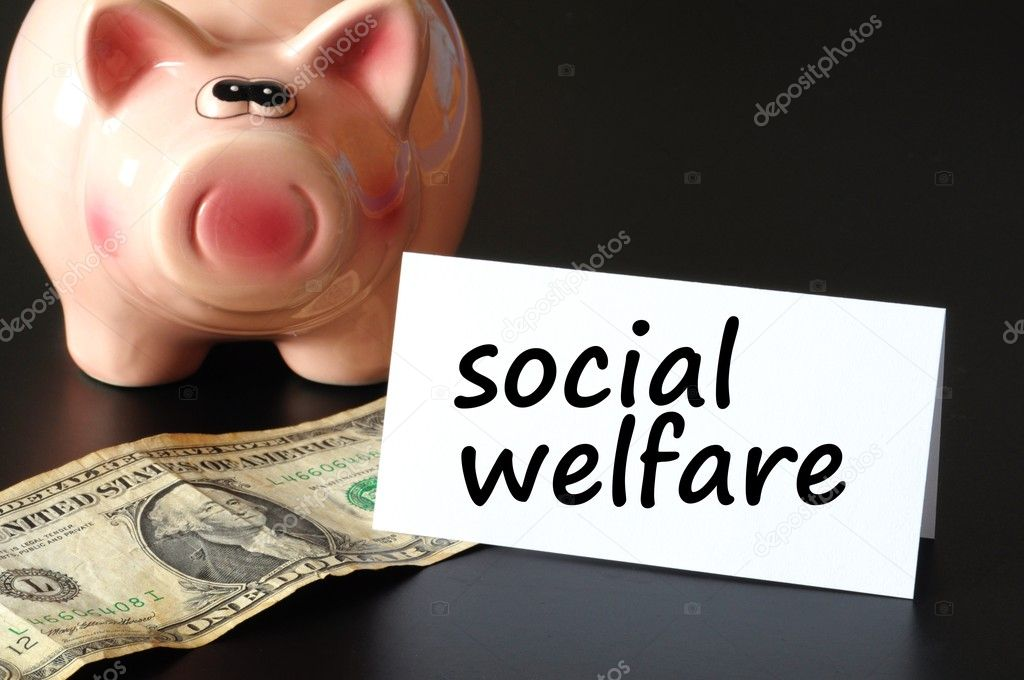 social welfare programs Welfare is a good thing it is a good thing because people who work hard and have a big family it's hard for them to take care of their kids and work at the same time.