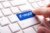 E-mail. — Stock fotografie