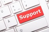 Unterstützung — Stockfoto