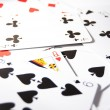 Poker game - Foto de Stock