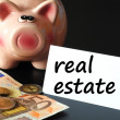 Real estate concept — Stock Photo