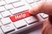 Help — Foto de Stock