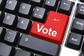 Voto — Foto de Stock
