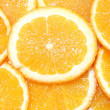 Orange fruit background - Foto Stock