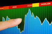 Investimento — Fotografia Stock