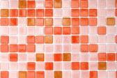 Mosaic of tiles — Stock Photo