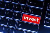 Invest — Stock Photo