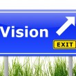 Vision - Stock Photo