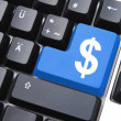 Online money — Stockfoto