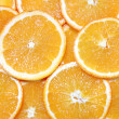 Orange fruit background — Stock Photo