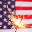 Fourth of july — Stock fotografie