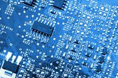 Computer hardware electronics — Stock Photo