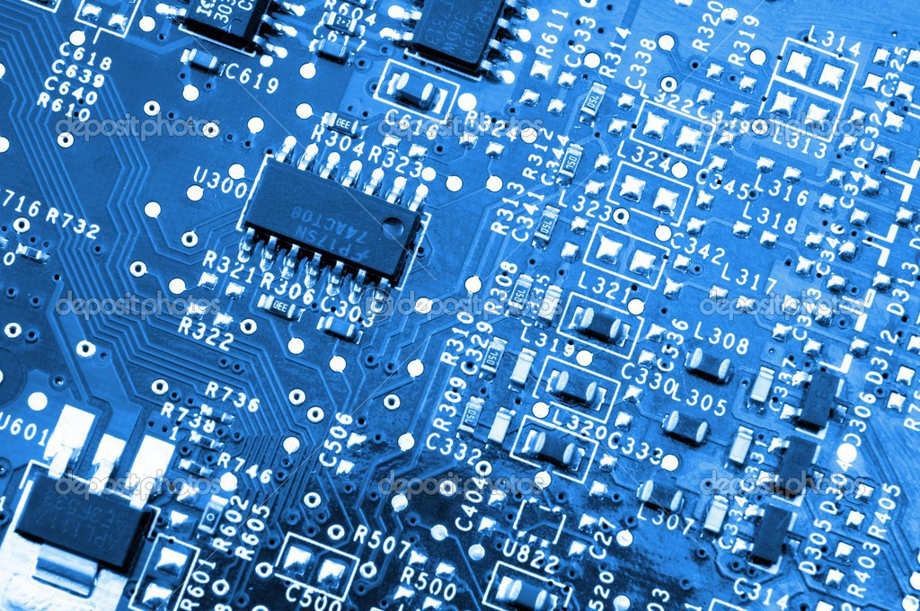 Computer hardware electronics | Stock Photo © Gunnar Pippel #4028725