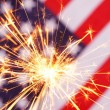 Fourth of july - Stock Photo