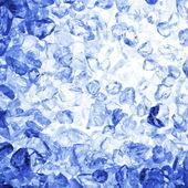 Carrés de glace fond — Photo