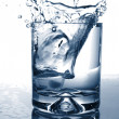 Stock Photo: Cool water