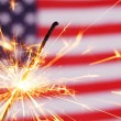 Fourth of july — Stock Photo #4108997