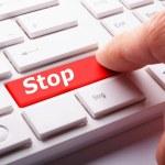 Stop — Stock Photo #4109422