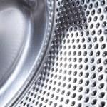 Washing machine drum background — Stock Photo #4195132
