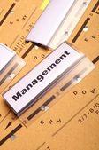 Managment — Stockfoto