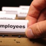 Employees — Stock Photo