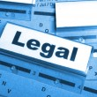 Legal — Stock Photo #4245788