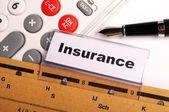 Insurance — Stock fotografie