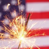 Fourth of july — Stock Photo