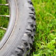 Mountain bike — Stock Photo #4307793