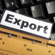 Stock Photo: Export