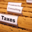 Taxes — Stock Photo #4309075