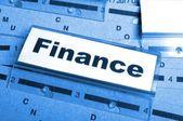 Financí — Stock fotografie